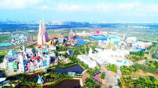 长影环球100奇幻乐园